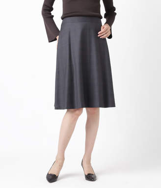 NEWYORKER women's 【秋新作】【店舗限定】GUABELLO(グアベロ)/コードチェック フレアスカート