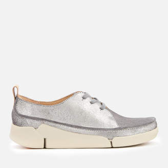 e4d1094f7e02e9 Clarks Trainers For Women - ShopStyle UK