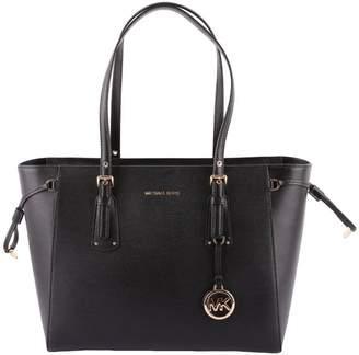 MICHAEL Michael Kors Gold Top Zip Shoulder Bags for Women ... 87417eaa41