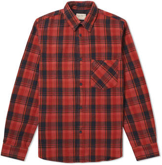 Nudie Jeans Sten Check Shirt