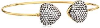 Azaara Florentine Adelaide Adjustable Cuff Bracelet