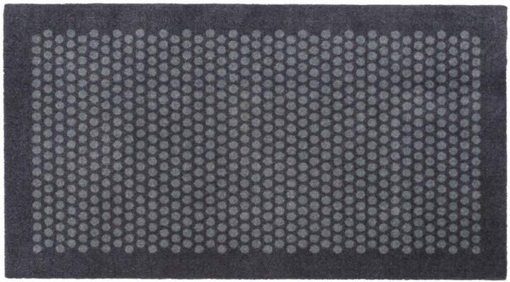 tica copenhagen - Dot Fußmatte, Grau, 67 x 120 cm