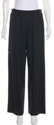Hermes High-Rise Wool Pants