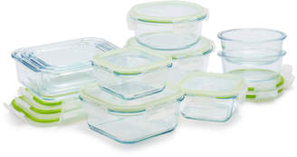 Sur La Table 20-Piece Glass Storage Container Set
