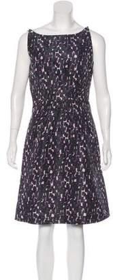 Lavia Splatter Mini Dress