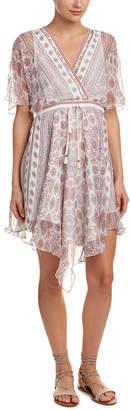 Ella Moss Wayfare Silk Shift Dress