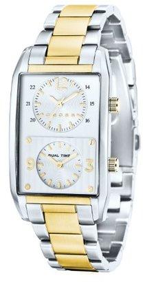 Cross cr8004 – 55メンズGothamホワイトゴールド腕時計
