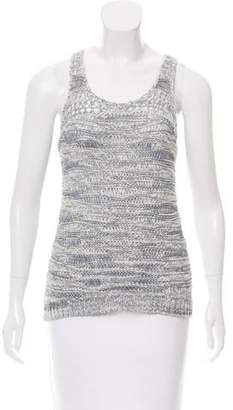 Ramy Brook Sleeveless Open Knit Top w/ Tags