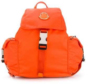 Moncler logo backpack