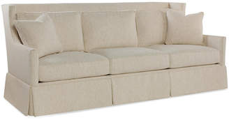 """Somerset Bay Pacific 89"""" High-Back Sofa - Ivory"""