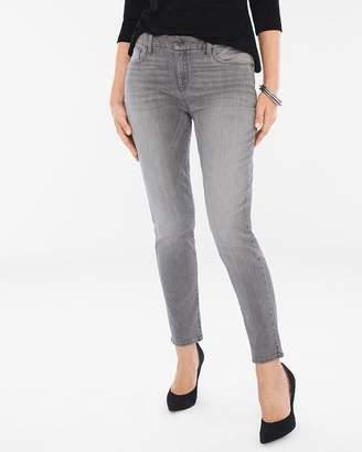 So Slimming Girlfriend Ankle Jeans