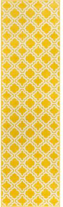 Viv + Rae Helwig Calipso Yellow Area Rug Rug