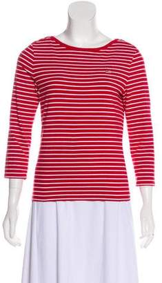 Polo Ralph Lauren Stripe Long Sleeve Top