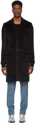 Tiger of Sweden Black Casilew Overcoat