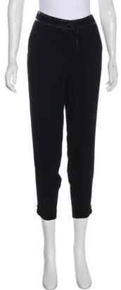 Helmut Lang Cropped Skinny Pants