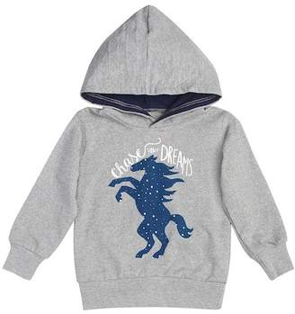 Doodle Pants Celestial Pony Hoodie (Baby & Toddler Boys)