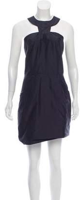 Nomia Silk Mini Dress