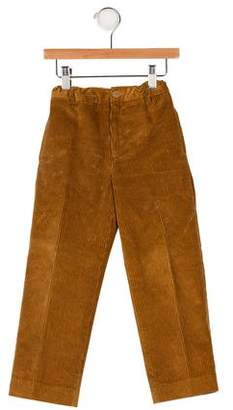 Oscar de la Renta Boys' Corduroy Three Pocket Pants