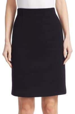 Piazza Sempione Jersey A-line Skirt