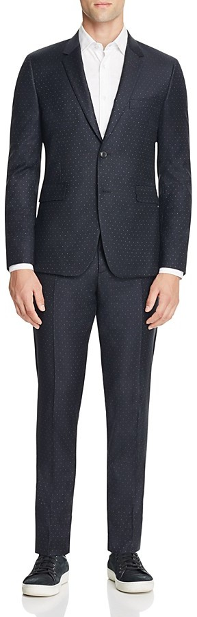 Paul Smith Paul Smith Kensington Small Dot Slim Fit Suit - 100% Bloomingdale's Exclusive