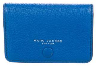 Marc Jacobs Empire City Leather Card Wallet