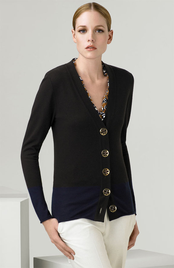 Tory Burch 'Brock' Cardigan