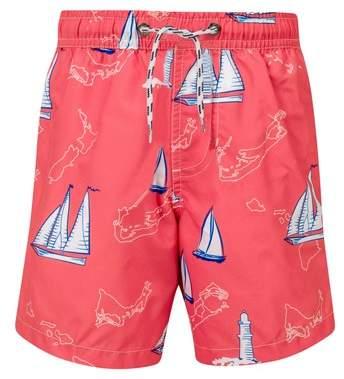 Island Sail Board Shorts
