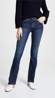 J Brand Selena 32 Mid Rise Boot Cut Jeans