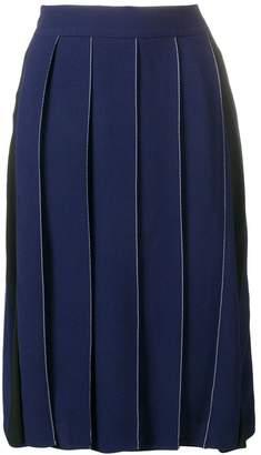 1f36e315e8 Marni Navy Skirt - ShopStyle
