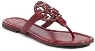 Women's Tory Burch Miller Embellished Sandal