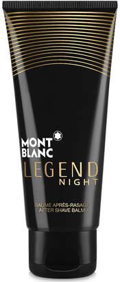 Montblanc Men Legend Night After Shave Balm, 3.3-oz.