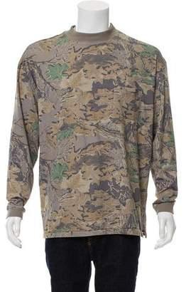 Yeezy 2016 Season 4 Camouflage T-Shirt w/ Tags
