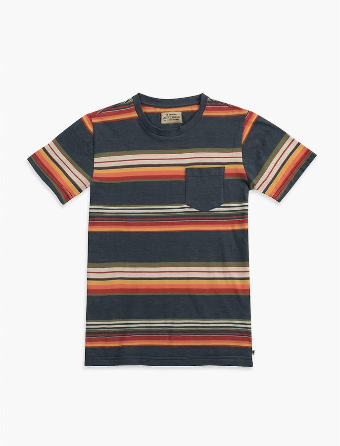 Striped Cvc Tee
