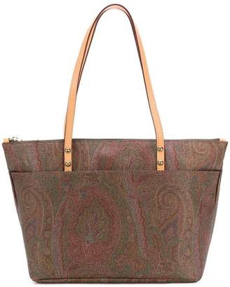 Etro printed handbag
