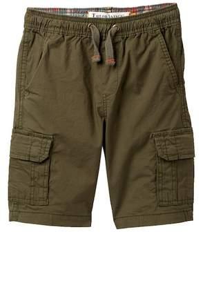 Tailor Vintage Stretch Poplin Pull-On Cargo Shorts (Big Boys)