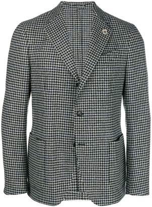 Lardini perfectly fitted jacket