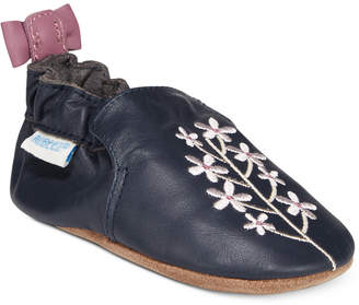 Robeez Bluebell Shoes, Baby Girls & Toddler Girls