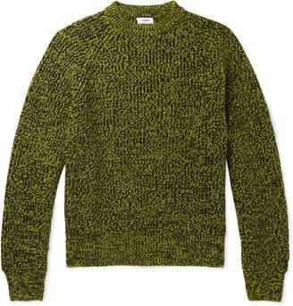 Cmmn Swdn Toby Mélange Merino Wool Sweater