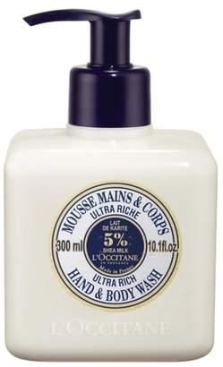 L'Occitane Shea Butter Ultra Rich Hand & Body Wash
