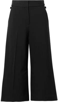 Proenza Schouler Embellished Twill Culottes - Black