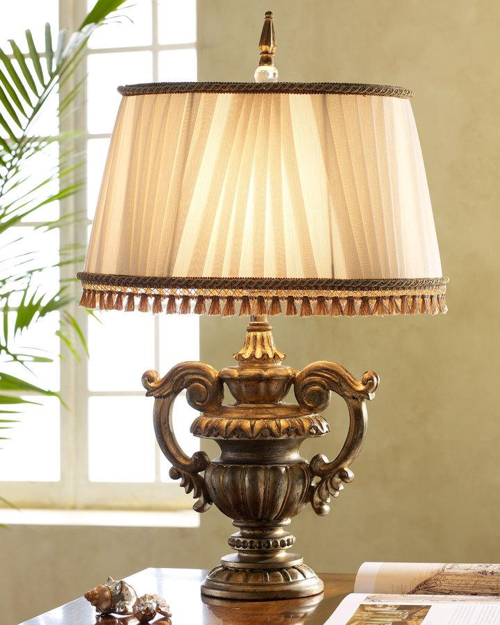 John-Richard Collection Urn Lamp