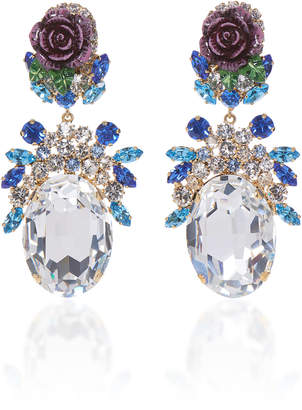 earrings clip melograno jewelry m dolce listing and crystal gabbana