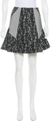 Jonathan Simkhai A-Line Mini Skirt