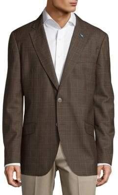 Tailorbyrd Glen Plaid Jacket