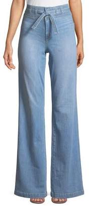 Joe's Jeans High-Rise Flare Jeans