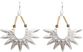 Hipanema Women Stainless Steel Dangle & Drop Earrings - E18BANJSI