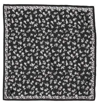 Rag & Bone Floral Print Sheer Scarf