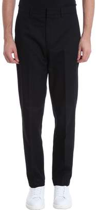 Golden Goose Chino Black Cotton Pants