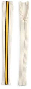 Calvin Klein Rib Knit Sleeves