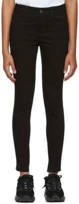 Stella McCartney Black Pitch Denim Jeans